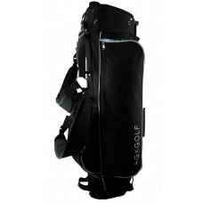 AGXGOLF MEN'S MID SIZE STAND BAG wDUAL STRAP HARNESS & RAIN COVER
