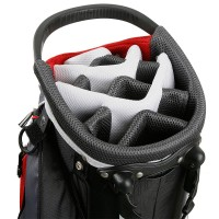 GOLF BAGS and GOLF CARTS