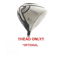 NEW FROM AGXGOLF: MAGNUM XLTi  MEN'S RIGHT HAND 460cc TITANIUM DRIVER: !!HEAD ONLY!!