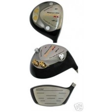 MAGNUM QUATTRO 8 DEGREE DRIVER with ADJUSTABLE WEIGHTS; TAYLOR MADE R-7 STYLE; MEN'S RIGHT ALL SIZES