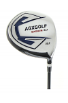 USED: AGXGOLF Men's Magnum XLT Edition 460cc Over Sized Forged Head Driver w/Graphite Shaft & Head Cover