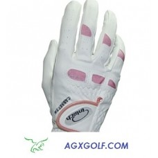 INTECH: CABRETTA GOLF GLOVES for LEFT Handed LADIES: Glove Fits on the RIGHT HAND for LEFTY GOLFERS