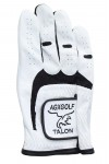 AGXGOLF TALON CABRETTA GOLF GLOVES for LEFT HANDED GOLFERS: 6 PACK GLOVE FITS ON THE RIGHT HAND