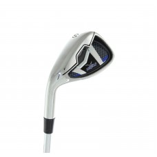 AGXGOLF MEN'S LEFT HAND MAGNUM XS SERIES WEDGES: PITCHING WEDGE OR SAND WEDGE - ALL SIZES AND FLEXES