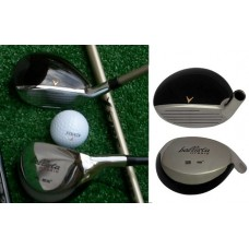 BALLISTA SERIES #3 or #5 HYBRID IRON: MENS LEFT HAND REGULAR, STIFF or SENIOR FLEX CADET, REGULAR, or TALL LENGTH