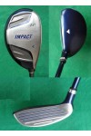 NEW LADIES IMPACT EDITION HYBRID 4 IRON GRAPHITE SHAFT LEFT OR RIGHT PETITE, REG, or TALL