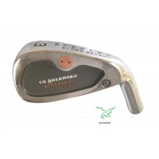 LADIES SPECTRUM 3 IRON PETITE, REGULAR OR TALL LENGTH: CHOICE OF STEEL or GRAPHITE SHAFT