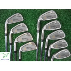 MENS LEFT HAND AGXGOLF SL_206 TOUR 3-PW IRONS SET: ALL LENGTHS & FLEXES AVAILABLE