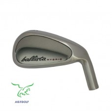 MEN'S SENIOR EDITION, LEFT HAND BALLISTA WIDE SOLE ADVANCEMENT 5 IRON