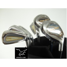NEW LADIES TOUR GEAR GRAPHITE IRONS SET w#5 & 6 HYBRIDS PLUS 6+7+8+9 IRONS+WEDGE