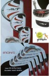 BOYS RIGHT AVT GOLF CLUB SET w460cc DRIVER & FREE PUTTER: TEEN OR TWEEN LENGTH