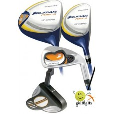 "ORLIMAR JUNIOR ACER ""FURY (4-7 OR 8-12 yrs) GRAPHITE GOLF CLUB SET wDRIVER, HYBRID, IRONS & PUTTER LEFT OR RIGHT HAND"