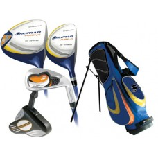 ORLIMAR JUNIOR FURY (8-12 yrs) GRAPHITE GOLF CLUB SET w/STAND BAG & PUTTER LEFT OR RIGHT HAND