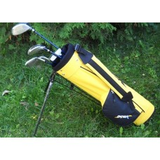 "ORLIMAR JUNIOR ACER ""FURY (4-7 OR 8-12 yrs) GRAPHITE GOLF CLUB SET w/STAND BAG & PUTTER LEFT OR RIGHT HAND"