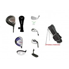 LADIES  AGXGOLF EDITION STARTER GOLF CLUB SET: MAGNUM Z  SERIES LADIES RIGHT HAND