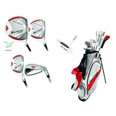 MENS ORLIMAR VT SPORT EDITION MENS'S LEFT or RIGHT HAND COMPLETE GOLF CLUB SET w/BAG & PUTTER: