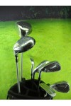ZRX SERIES EXECUTIVE GOLF CLUB SET for LEFT HANDED MEN; AVAILABLE IN CADET, REGULAR & TALL