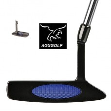 AGXGOLF BIONIK FLANGE PUTTER / ALLOY INSERT LEFT AND RIGHT HAND ALL SIZES WITH HEAD COVER