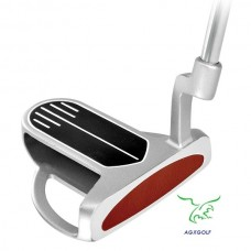 "AGXGOLF VECTOR (HT SERIES) ""TWO-BALL PUTTER"": MEN'S LEFT HAND: AVAILABLE IN CADET, REGULAR AND TALL"