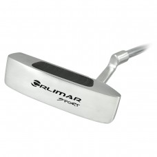 ORLIMAR FIRELINE OFFSET HOSEL (PING STYLE) BLADE PUTTER: MEN'S  RIGHT or LEFT HAND ALL SIZES STAINLESS STEEL wCOVER