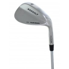 AGXGOLF MENS RIGHT HAND TCI SOFT FACE SAND WEDGE, LOB WEDGE or GAP WEDGE: CHOOSE FLEX AND LENGTH