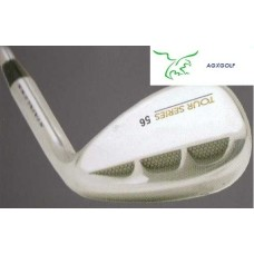 AGXGOLF TOUR SERIES 56, 60 & 64 DEGREE SAND & LOB WEDGES for LADIES; LEFT or RIGHT HAND wOPTION TO UPGRADE TO GRAPHITE SHAFT