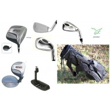 LADIES AGXGOLF EDITION STARTER GOLF CLUB SET: IMPACT / HL (HIGH LAUNCH) SERIES LADIES RIGHT HAND