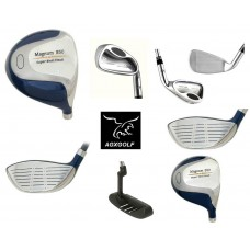 LADIES MAGNUM HL EDITION STARTER GOLF CLUB SET w/12 DEGREE DRIVER+PUTTER:  PETITE, REGULAR, OR TALL LENGTH