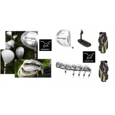 LADIES ORLIMAR ARIA GRAPHITE GOLF CLUB SET ZXP IRONS+EXECUTIVE BAG+PUTTER; PETITE, TALL & REGULAR LENGTHS