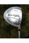 NEW ARIA LADIES 3 WOOD by ORLIMAR with GRAPHITE SHAFT+HEAD COVER