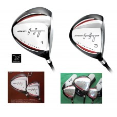 HT EDITION 460cc DRIVER AND FAIRWAY WOODS GRAPHITE LEFT HAND: CADET, REGULAR, & TALL LENGTH