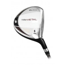 ORLIMAR MEN'S LEFT HAND TRIMETAL #5 FAIRWAY WOOD  W/COVER: ALL SIZES IN STOCK