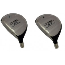 LADIES PRESTIGE 7 & 9 FAIRWAY WOODS: PETITE, REG, or TALL RIGHT HAND w/Cover(s): BUILT in the USA by AGXGOLF