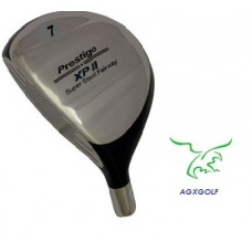 LADIES PRESTIGE  LEFT HAND #7 FAIRWAY WOOD: PETITE, REG, or TALL GRAPHITE SHAFT
