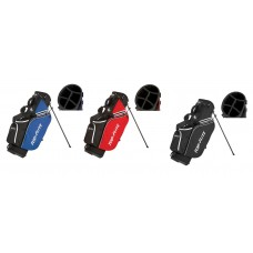 TOP-FLITE XL MEN'S STAND GOLF BAG w/DUAL STRAP HARNESS; GREAT CARRY BAG