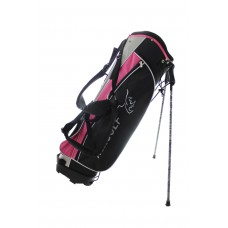 AGXGOLF LADIES Stand Golf Bag w/Dual Strap; Great Carry Bag w/Rain Cover