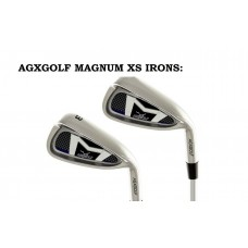 AGXGOLF MEN'S MAGNUM XS SERIES #3 IRON & #4 IRON. CHOOSE YOUR FLEX & LENGTH.
