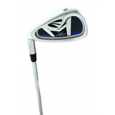 AGXGOLF LEFT HAND SINGLE IRONS MENS, LADIES & JUNIORS CHOOSE GRAPHITE OR STEEL, CHOOSE FLEX: BUILT in the USA!